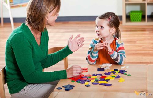 Phát triển kĩ năng giao tiếp cho giáo viên mầm non