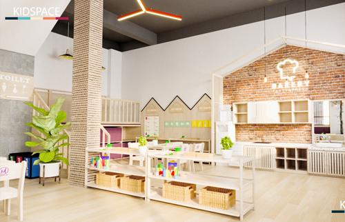 Thiết kế nội thất trường mầm non MIA MONTESSORI PRESSCHOOL