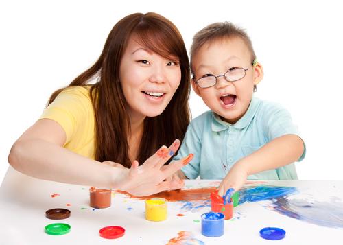 Nguyên tắc áp dụng phương pháp montessori khi nuôi dạy con cái