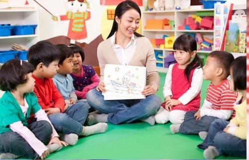 Ứng xử sư phạm của giáo viên mầm non