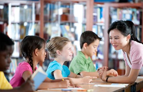 Thiết kế trường mầm non Montessori theo yêu cầu. Những nguyên tắc khi dạy trẻ theo phương pháp Montessori.