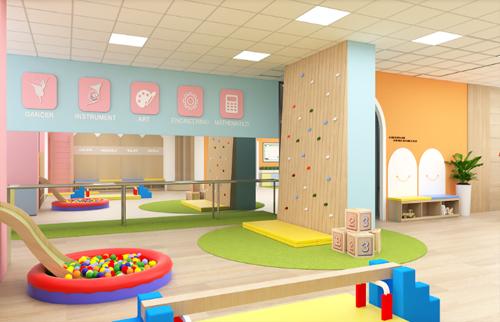 Tư vấn setup trường mầm non Montessori. Thiết kế trường mầm non uy tín tại Hà Nội