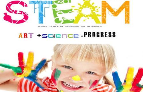 Hướng tới phương pháp giáo dục hiện đại mang tên STEAM