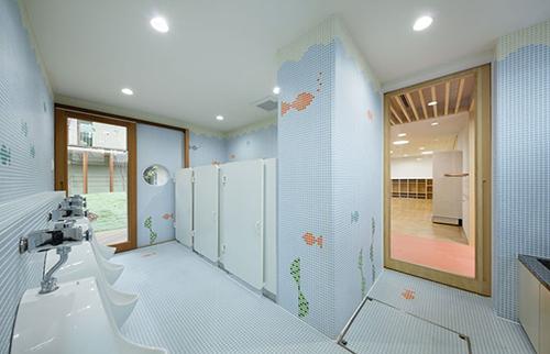 Thiết kế phòng làm việc dành cho giáo viên trường mầm non