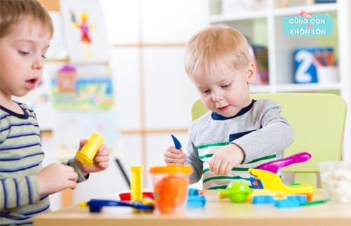 Phát triển nhận thức cho trẻ mầm non là gì?