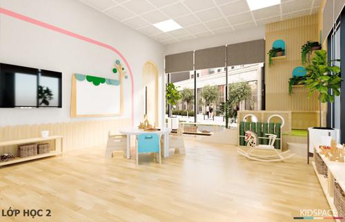 Thiết kế Trường Mầm non Casa Nguyễn Đức Cảnh - Chất lượng thực, giá trị thực