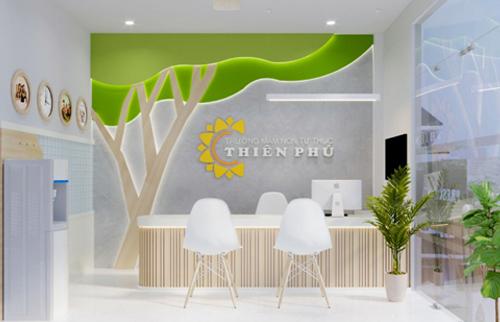 Thiết kế nội thất trường mầm non THIÊN PHÚ PRESSCHOOL
