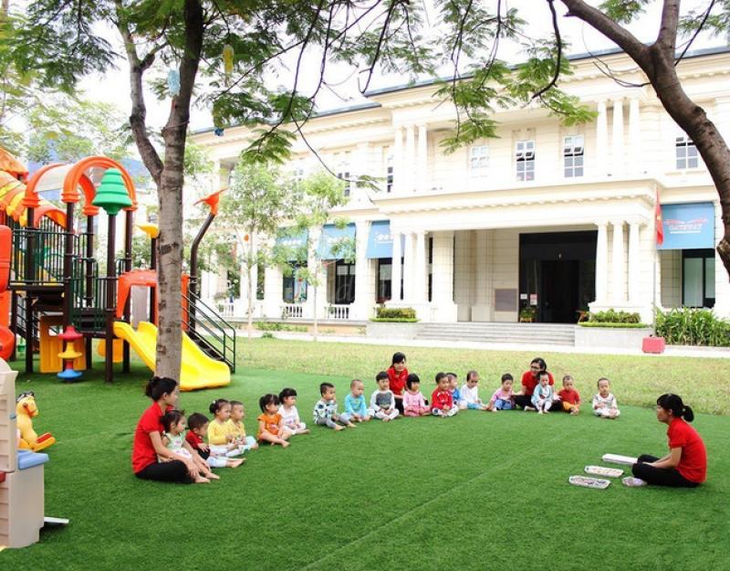 5 điểm cần lưu ý để có một khu vui chơi tại trường mầm non an toàn cho trẻ