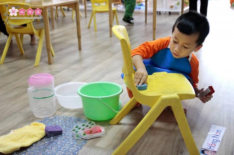 Tại sao nên chọn phương pháp montessori cho trẻ độ tuổi mầm non?