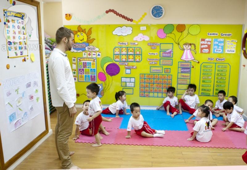 Cách thu hút trẻ đến trường mầm non hiệu quả nhất
