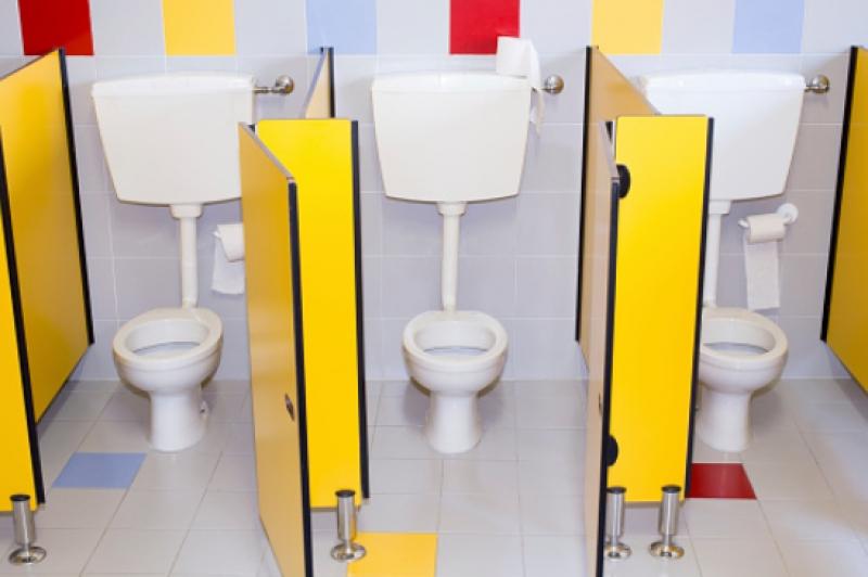 Thiết kế nhà vệ sinh trường học đạt chuẩn