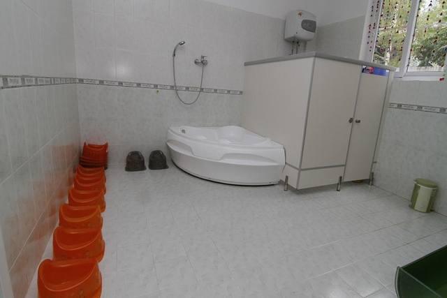 tiêu chuẩn nhà vệ sinh mầm non
