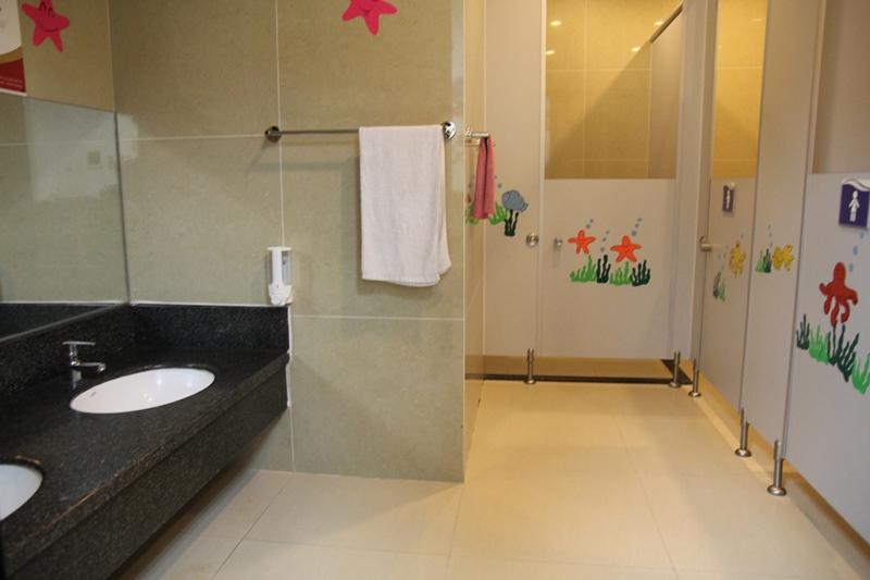 tiêu chuẩn nhà vệ sinh trường học mầm non